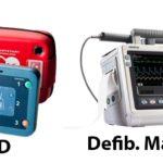 perbedaan defibrillator manual dan aed